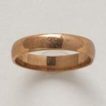 Physical object: Lavinia Warren's Wedding Ring