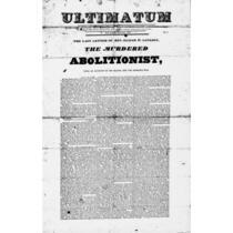 Ultimatum, 1837-<1842>