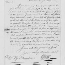 Correspondence with Jonathan Randall, Thomas Potter, William Townsend, Henry Bromfield, 1775 January-April