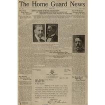 Home Guard news, 1918