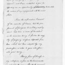 Oliver Wolcott, Jr. Papers: Documents relating to Baron von Steuben, 1776-1785