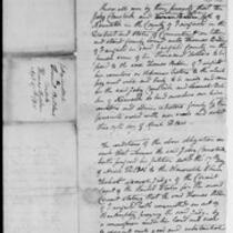 Oliver Wolcott, Jr. Papers: Circuit Court records and correspondence, 1801-1802