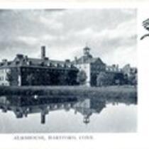 Almshouse, Hartford, Conn. (front)