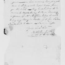 Correspondence with Nathaniel Shaw, Jr., George Washington, Elisha Avery and others, 1775 October