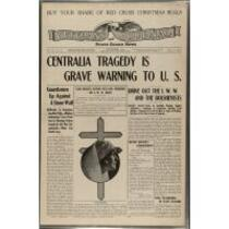 Veterans journal and State Guard news, 1919-11