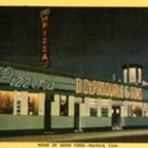 B. Depasquale & Sons restaurant, Hartford