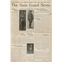 State Guard news, 1918-1919