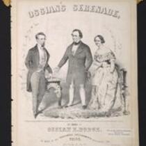 Sheet Music: Ossian's Serenade
