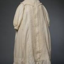 Textile: Nightgown belonging to M. Lavinia Warren