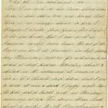 Letter from Joseph Cross, 1864 October 4