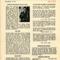 1945, May