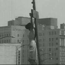 Comerienos ausentes (video in two parts): early Puerto Rican parade, Hartford, 1969