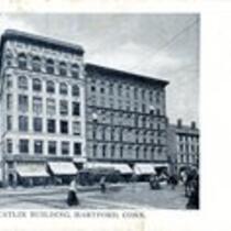 Catlin Building, Hartford, Conn.