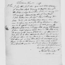 Correspondence with Peter Livingston, Eliphalet Dyer, Charles Miller, and James Bate, 1776 December 1-15