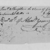 American Revolution Collection: Accounts and receipts, 1775-1792