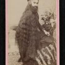 Photograph: Carte de visite of Annie Jones
