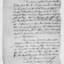 American Revolution Collection: Correspondence of John Sullivan, 1778-1779