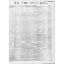 Connecticut press, 1856-1866