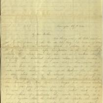Letter from Charlotte to Samuel Cowles, 1836 July 7.