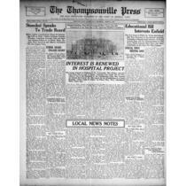 Thompsonville press, 1880-1969