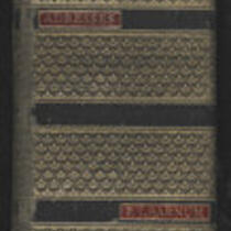 Document: P. T. Barnum's address book
