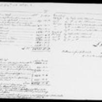 Silas Deane Papers: Accounts: Accounts with Edward Bancroft, 1778 February-1779 August 1779