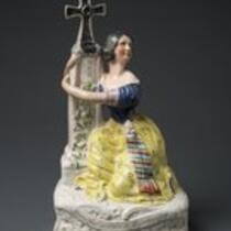 Physical object: Jenny Lind figurine