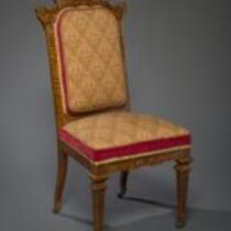 Furniture: Chairs made for P. T. Barnum by Julius Dessoir
