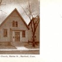 Shiloh Baptist Church, Mather Street, Hartford, Conn.