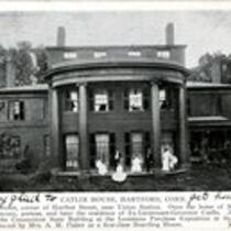 (Sigourney) Catlin House, Hartford, Conn.