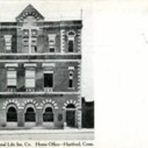 Connecticut General Life Ins. Co. home office, Hartford, Conn