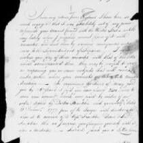 Silas Deane Papers: Correspondence, 1784 June-1785 June